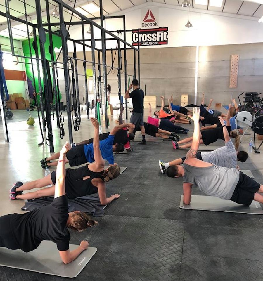 Special Classes CrossFit Lanzarote