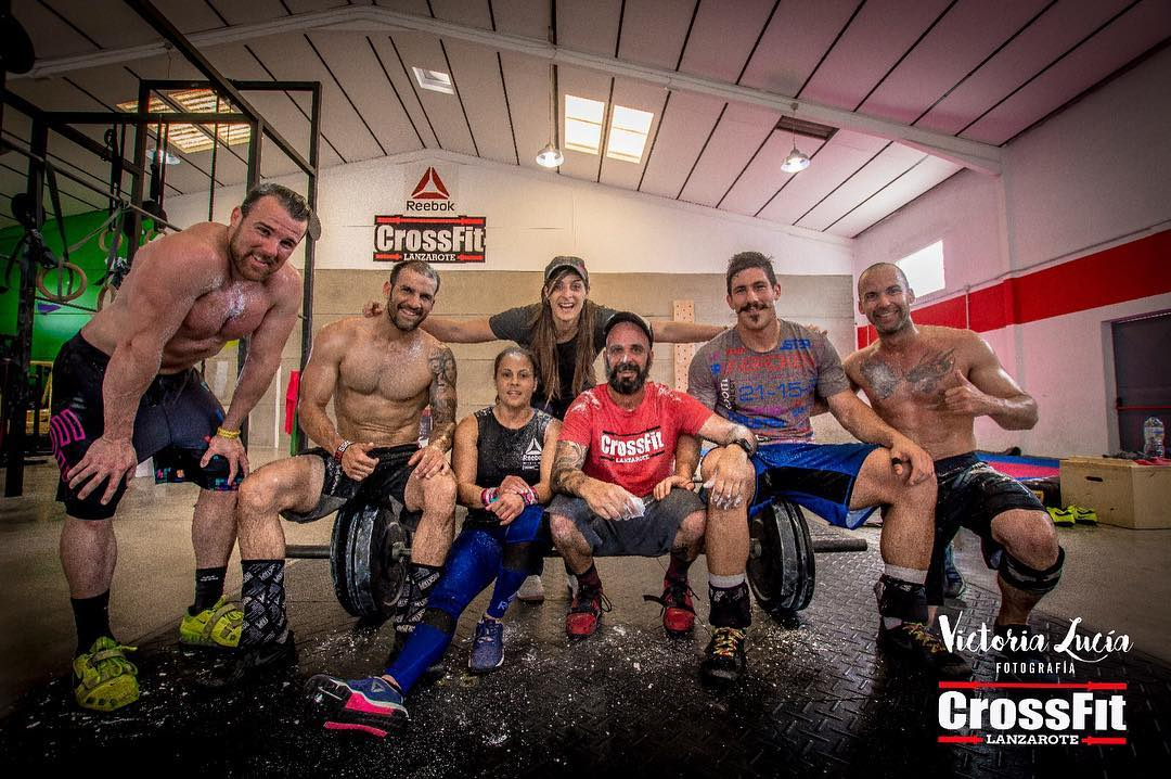 What do we offer? CrossFit Lanzarote